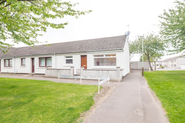 Thumbnail End terrace house for sale in Westwood Walk, Montrose