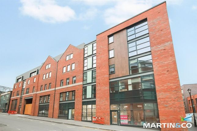 Thumbnail Flat for sale in Tenby House, Tenby Street South, Jewellery Quarter