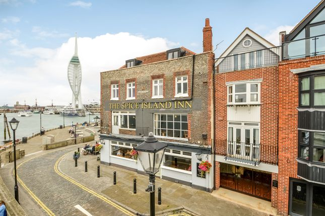 Thumbnail Town house for sale in Bath Square, Portsmouth