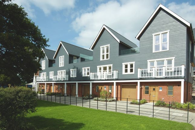 Thumbnail Town house for sale in The Winchester At St Michael's Hurst, Barker Close, Bishop'S Stortford, Hertfordshire