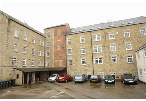 Thumbnail Flat for sale in County Mills, Priestpopple, Hexham, Northumberland.