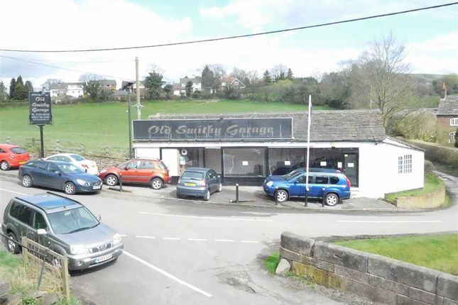 Thumbnail Land to let in Smithy Lane, Macclesfield, Cheshire