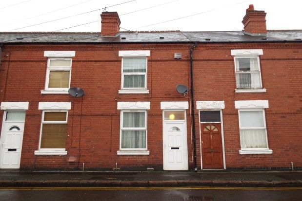 Thumbnail Terraced house to rent in Humber Avenue, Stoke