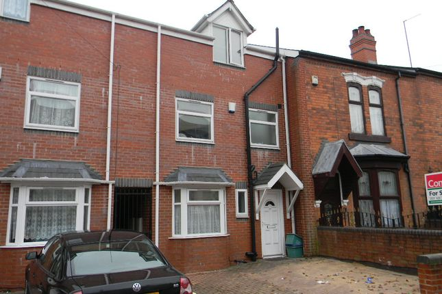 Thumbnail Terraced house for sale in South Road, Hockley, Birmingham