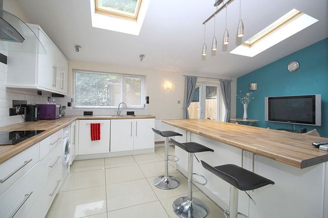 Thumbnail Property to rent in Cotswold Close, Loughborough
