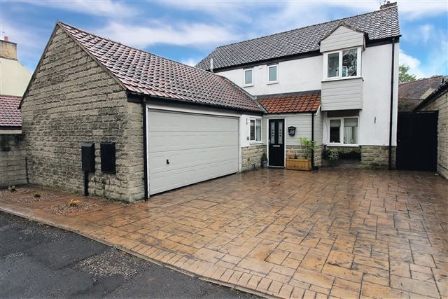 Thumbnail Detached house for sale in West Street, South Anston, Sheffield