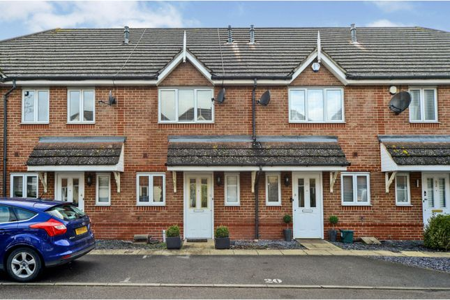 2 bed terraced house for sale in Campbell Close, Byfleet KT14