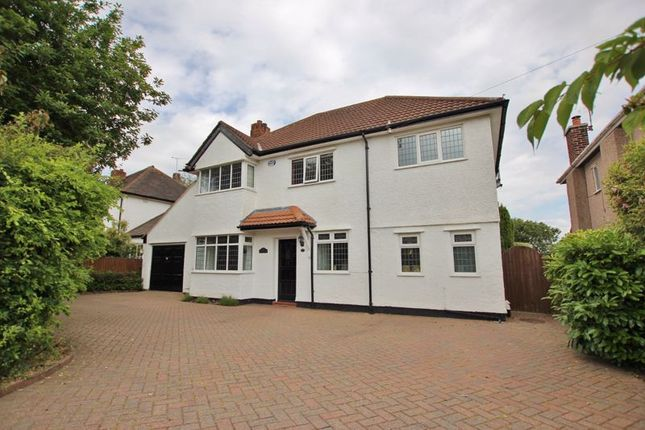Thumbnail Detached house for sale in Whitehouse Lane, Barnston, Wirral