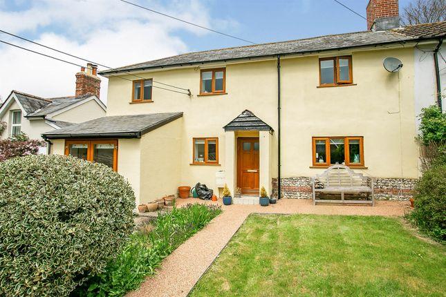 3 bed semi-detached house for sale in School Lane, Pimperne, Blandford Forum DT11