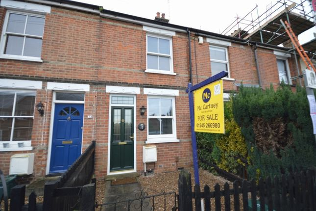 Thumbnail Terraced house for sale in Anchor Terrace, Anchor Street, Chelmsford