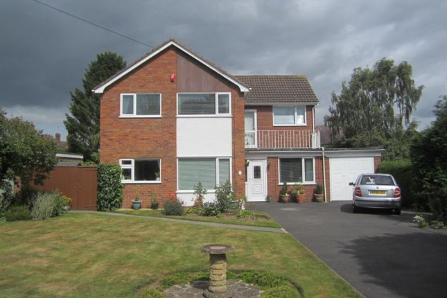 Thumbnail Property for sale in Chestnut Close, Shrewsbury