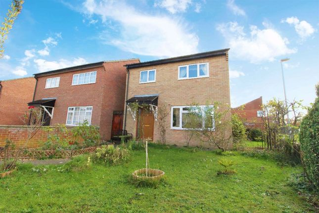 Thumbnail Detached house for sale in Slater Close, Kempston