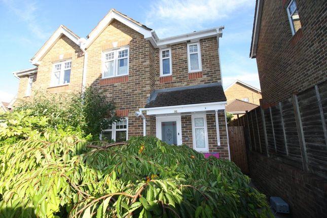 Thumbnail Semi-detached house to rent in Bouchers Way, Salisbury