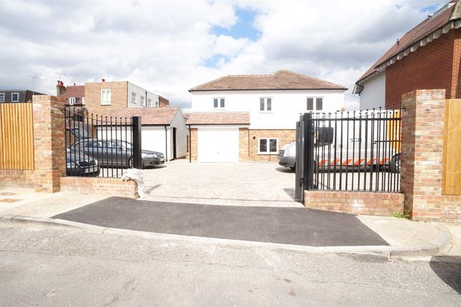 Thumbnail Terraced house to rent in Prospect Court, Foots Cray High Street, Sidcup