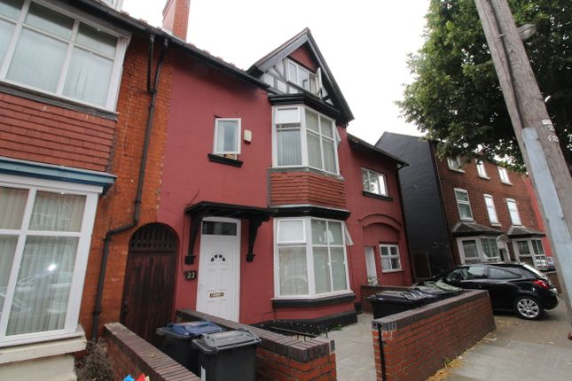 Thumbnail Block of flats for sale in Thornhill Road, Handsworth, Birmingham