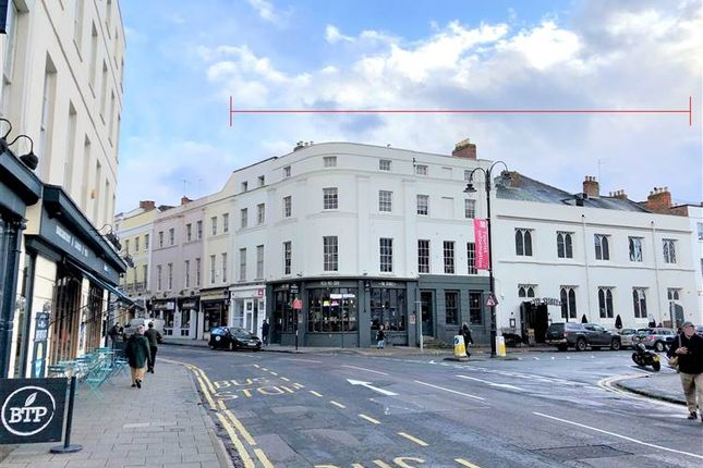 Thumbnail Commercial property for sale in 38 & 40 Clarence Street, Cheltenham