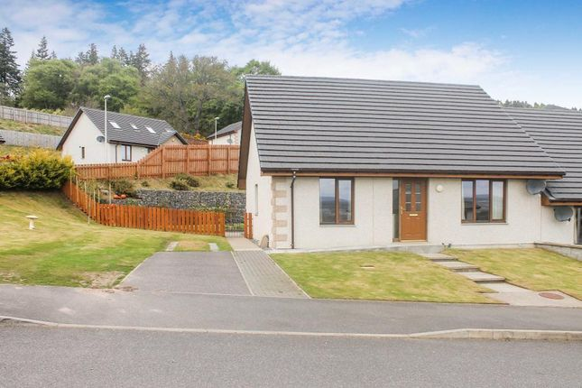 Thumbnail Semi-detached house for sale in Brude's Hill, Inverness
