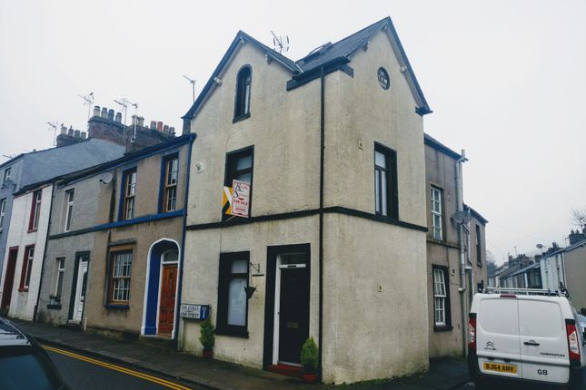 Thumbnail End terrace house to rent in Sun Street, Ulverston