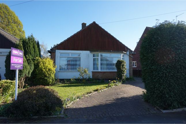 Thumbnail Detached bungalow for sale in Kingsley Road, Leamington Spa