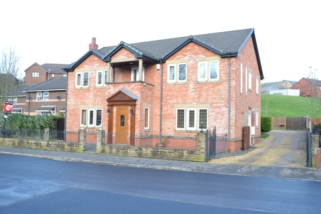Thumbnail Detached house for sale in Gregson Lane, Hoghton