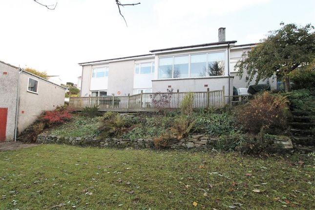 Thumbnail Detached bungalow for sale in Park Drive, Lanark
