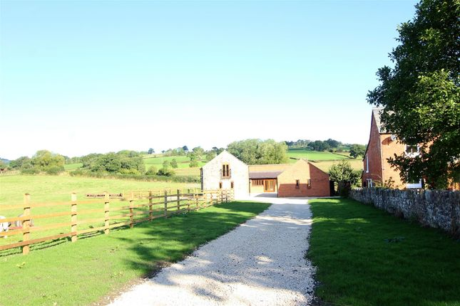 Thumbnail Barn conversion to rent in Llanyblodwel, Oswestry