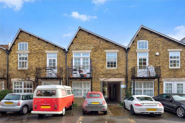 Thumbnail Terraced house for sale in Welmar Mews, 154 Clapham Park Road, London