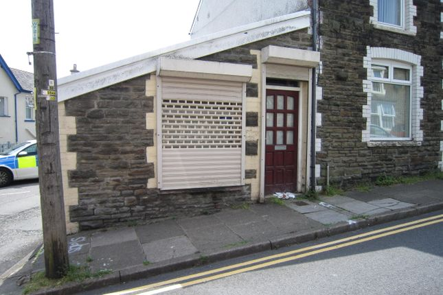 Studio for sale in Cross Street, Bargoed