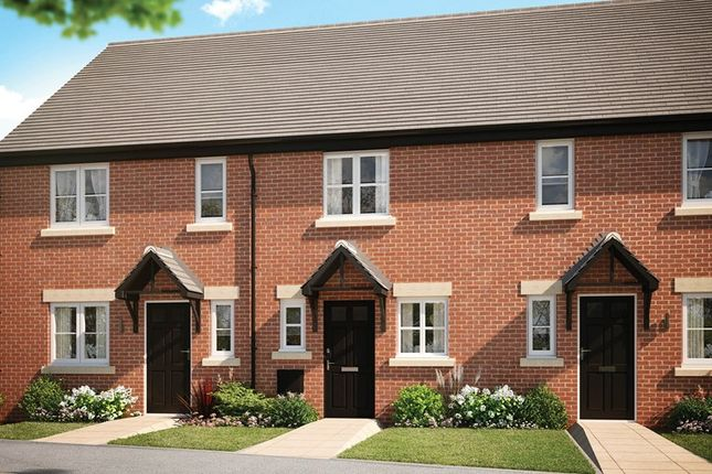 Thumbnail Terraced house for sale in Sovereign Chase, Tregwilym Road, Rogerstone