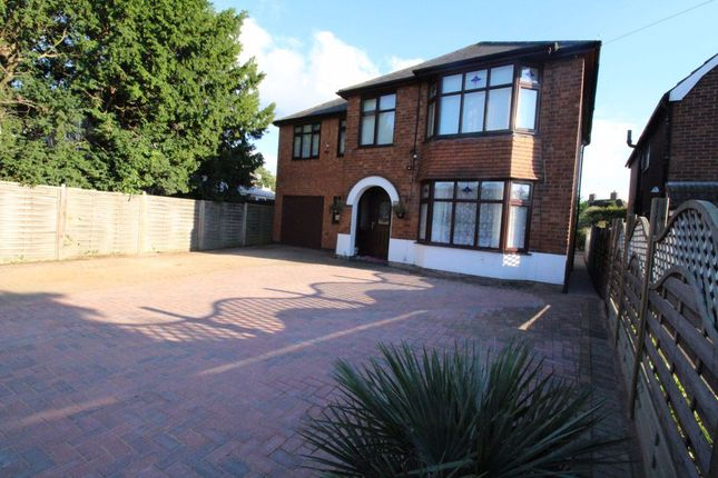 Thumbnail Detached house to rent in Bilton Road, Rugby