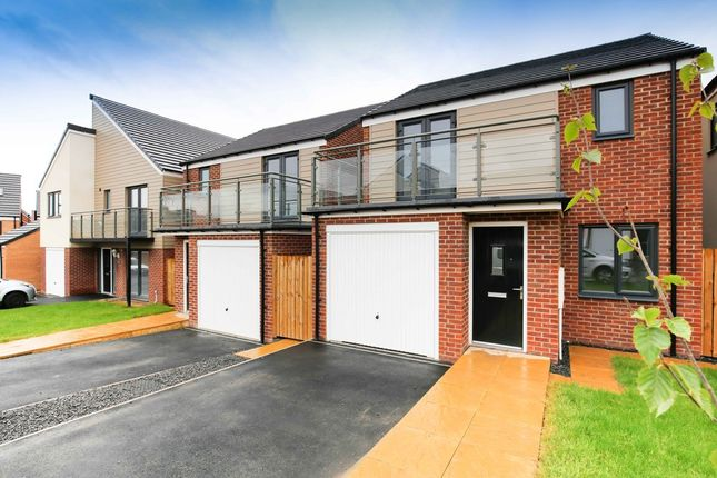 Thumbnail Detached house to rent in Osprey Walk, Great Park, Newcastle Upon Tyne