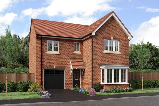"Thumbnail Detached house for sale in ""The Seeger"" at Weldon Road, Cramlington"