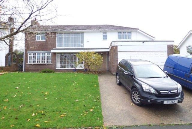 Thumbnail Detached house for sale in Whitendale Drive, Bolton-Le-Sands, Carnforth