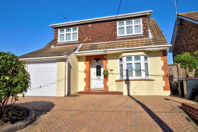 Thumbnail Detached house for sale in Daws Heath Road, Rayleigh