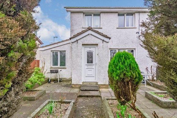 Thumbnail End terrace house for sale in Lagan Walk, Lisburn