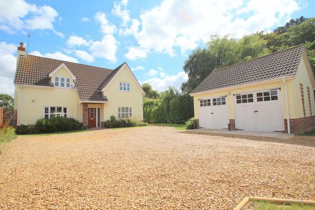 Thumbnail Detached house for sale in The Green, Upton, Norwich