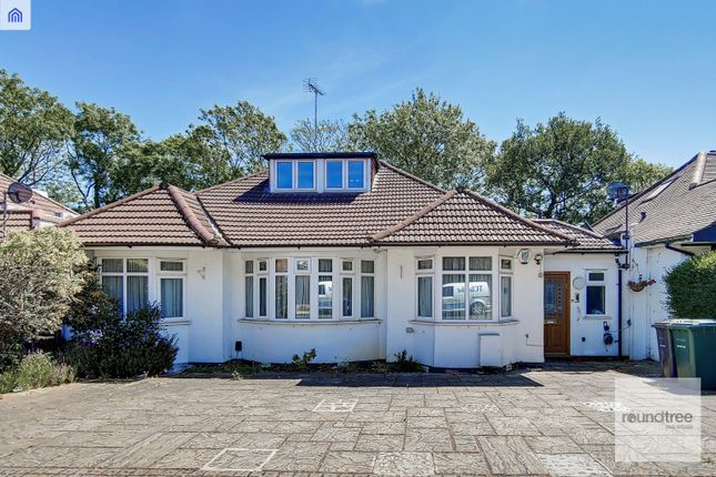 Thumbnail Bungalow for sale in Shirehall Park, Hendon, London