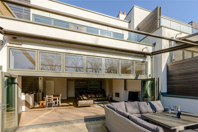 Thumbnail Detached house for sale in Chantry Quarry, Guildford, Surrey