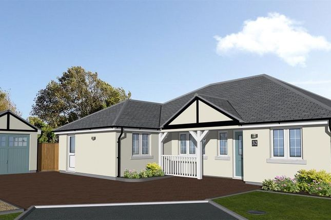 Thumbnail Detached bungalow for sale in Furzehatt Road, Plymouth, Devon