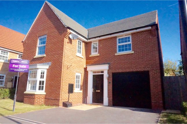 4 bed detached house for sale in Wellington Drive, Doncaster