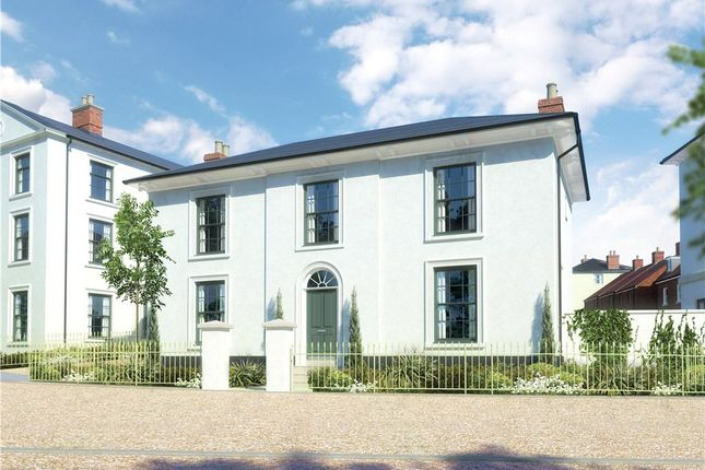 Thumbnail Detached house for sale in Dukes Parade, Poundbury, Dorchester