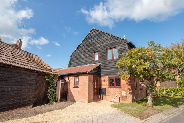 Semi-detached house for sale in Saxon Way, Lychpit, Basingstoke