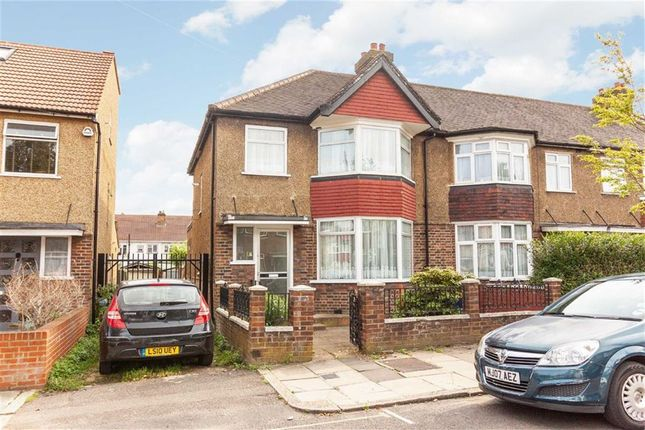 Thumbnail Semi-detached house to rent in Court Way, Acton, London