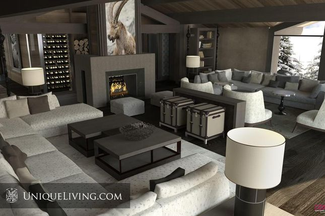 Thumbnail Villa for sale in Courchevel 1850, French Alps, France