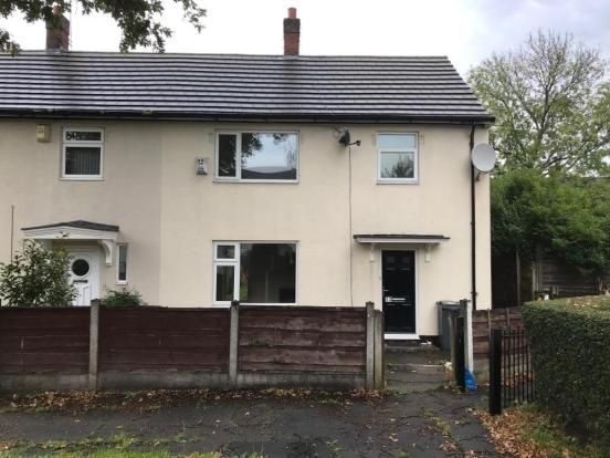 Thumbnail Bungalow to rent in Portway, Wythenshawe, Manchester