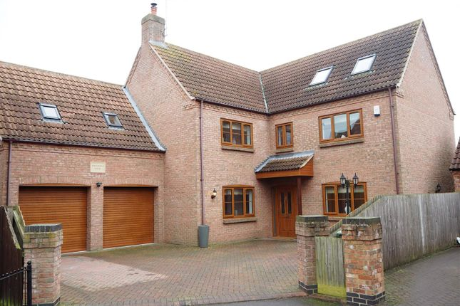 Thumbnail Detached house for sale in Hawthorne Leys, Normanton-On-Trent, Newark