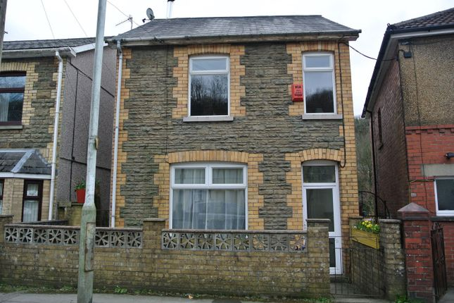Thumbnail Detached house for sale in Freeholdland Road, Pontnewynydd, Pontypool