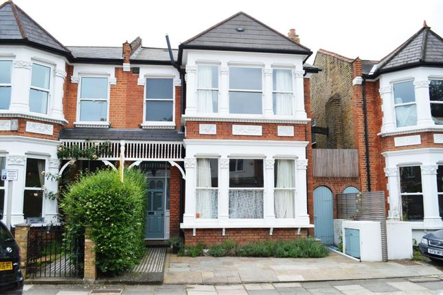 Thumbnail Semi-detached house for sale in Cresswell Road, Twickenham