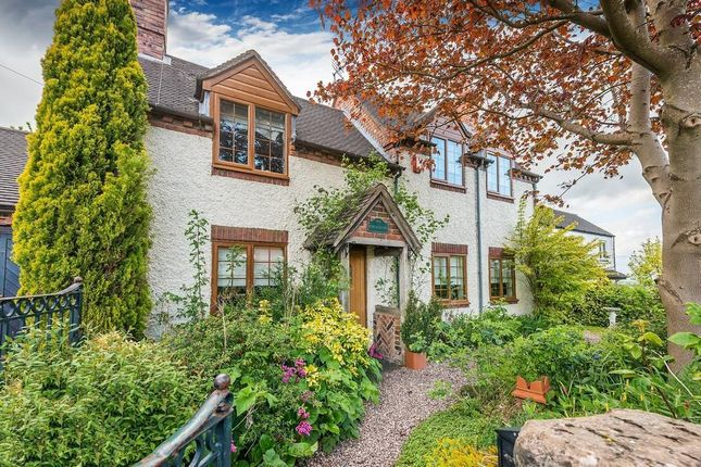 Thumbnail Cottage for sale in Dukes Hill, Ketley Bank, Telford