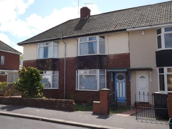 Thumbnail Terraced house for sale in Nibley Road, Bristol, Somerset